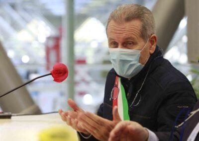 Claudio Mazzarri (Ass. Mobilità Comune di Bologna);
